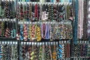 Schmuckstand auf dem Chatuchak Markt