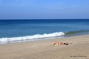 Strand auf Ko Lanta