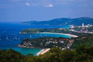 Aussicht über Phuket