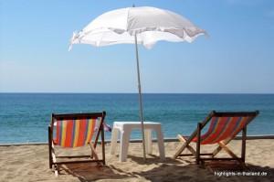 die beste Reisezeit für den Strand in Thailand