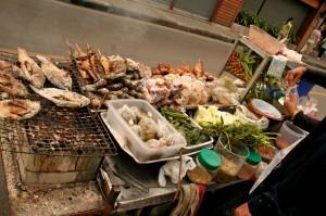 Garküche in Bangkok
