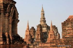 Königspalast in Sukhothai
