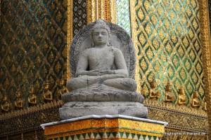 Buddha im Wat Phra Kaeo