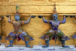 Im Wat Phra Kaeo